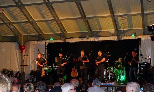 Escargolade et musique irlandaise