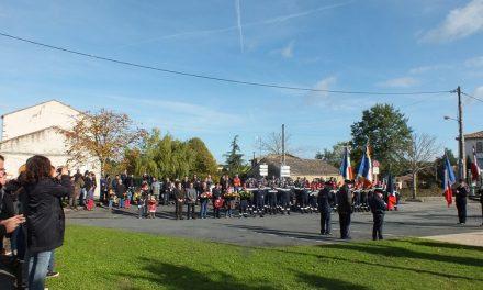 99ème anniversaire de l'Armistice du 11 novembre 1918