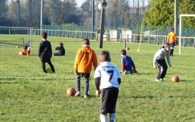 Le football club de Pellegrue