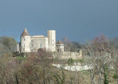 Château du Puch de Gensac