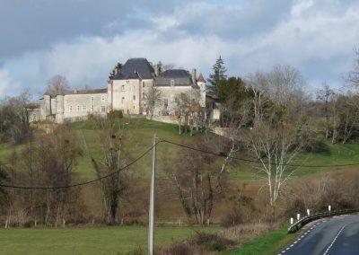 château Boirac  Segur Pellegrue