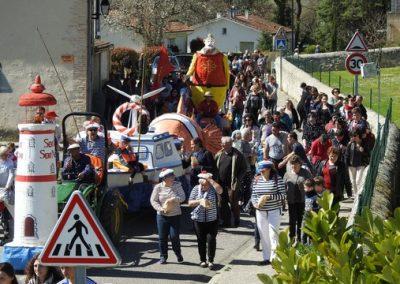 Carnaval du Pays Foyen à Pellegrue