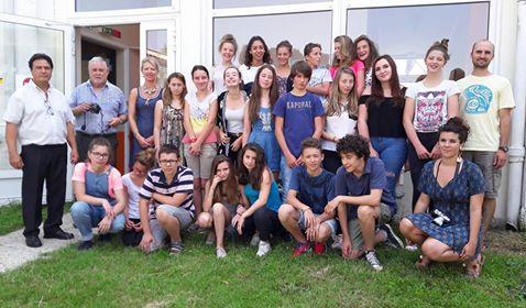 Les collégiens de Pellegrue se mobilisent avec le Rotary