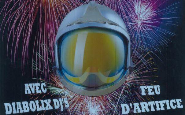 Bal et feux du 14 juillet à Pellegrue