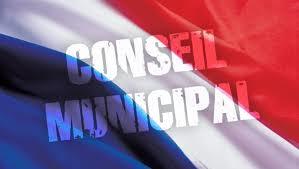 Vendredi 20 septembre 19h30 Réunion du conseil municipal