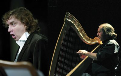 Chant et harpe à Pellegrue