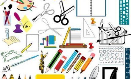 Les listes de fournitures scolaires