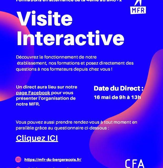 Visite de la MFR du Bergeracois