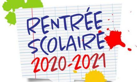 LES INSCRIPTIONS  DE LA RENTRÉE SCOLAIRE