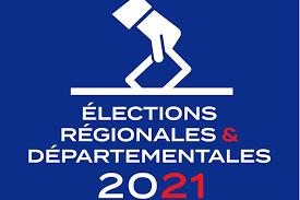 Élections départementales et régionales JUIN 2021