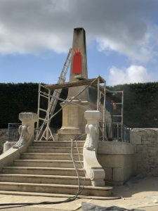 Le Monument aux Morts de Pellegrue