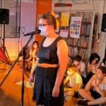 La chorale du collège Champ d'Eymet de Pellegrue sur Youtube