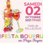 Fête du bourru: venez fêter les vendanges le 02 octobre